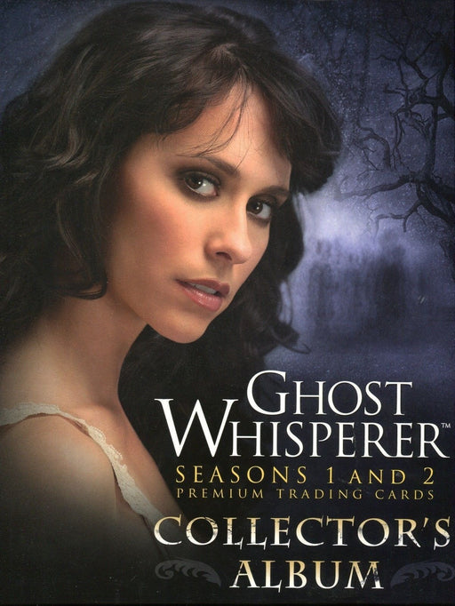 Ghost Whisperer Seasons 1 & 2 Card Album   - TvMovieCards.com