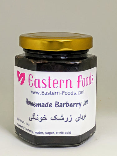Barberry Jam, 10oz