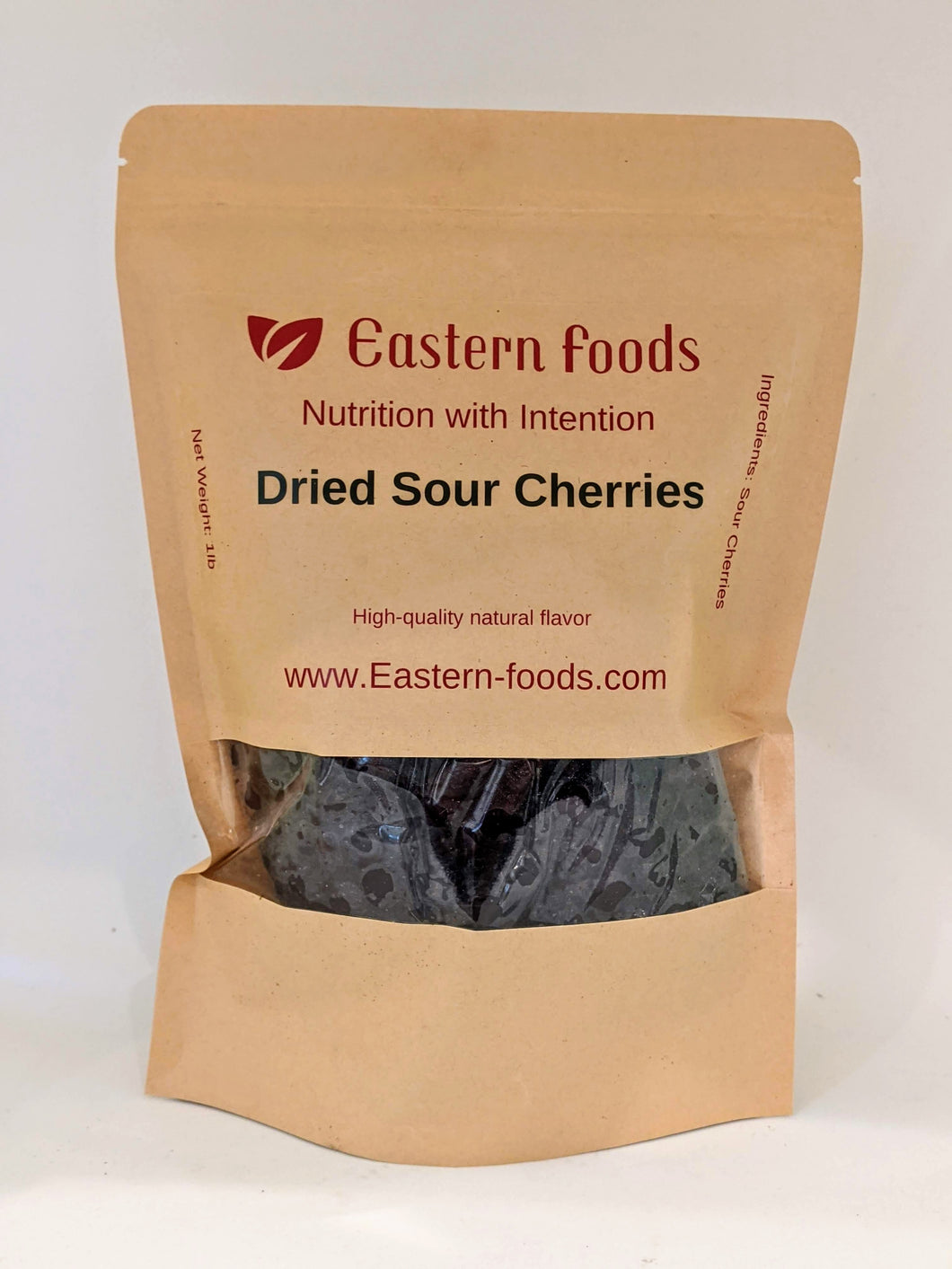Eastern Foods Dried Cherries, 1 lb