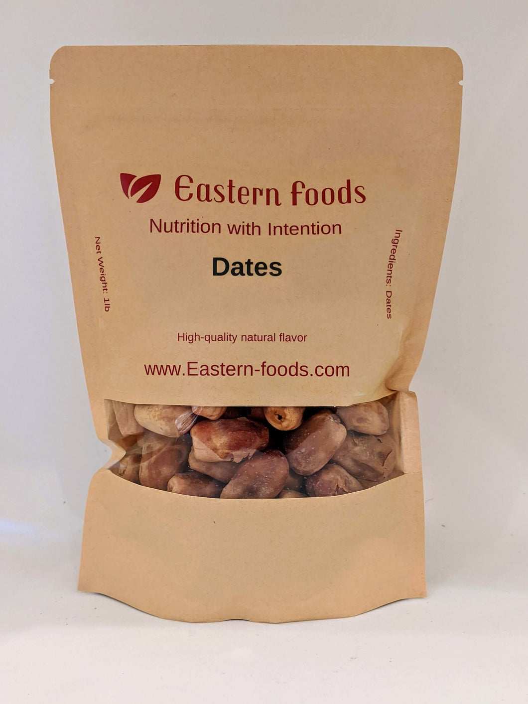 Eastern Foods Afghan Dates, 1 lb