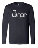 NPR Mic Long Sleeve Tee