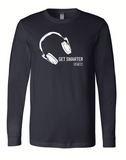 NPR Headphones Long Sleeve Tee