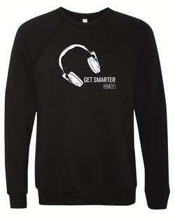 NPR Headphones Crewneck Sweatshirt