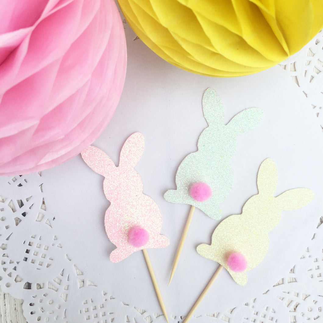 Bunny's 3 x Mixed Colours (Pack of 10)