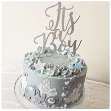 Its a Boy Cake Topper
