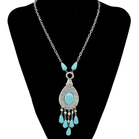 Beaded Queen Necklace Set