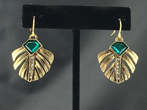 Georgina Antique Earring