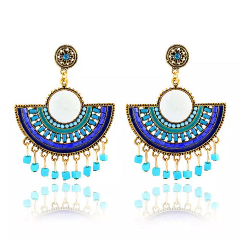 Gorgeous Beaded Earring