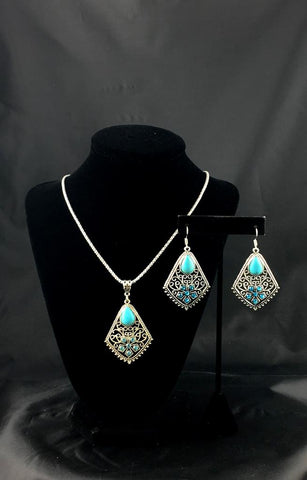 Indian Beauty Necklace Set