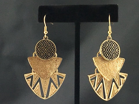 Renee Gold Earring