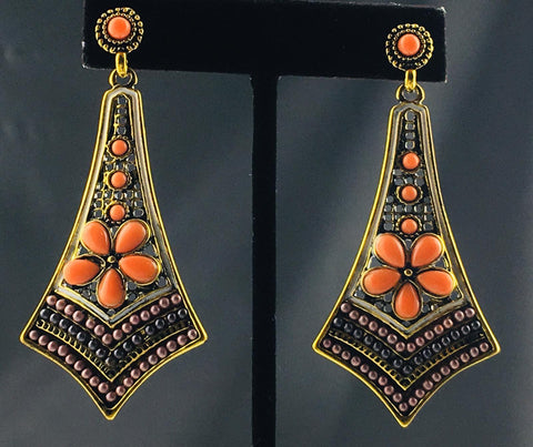 Antiquebeaded Earring
