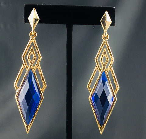 Authenticblue Earring