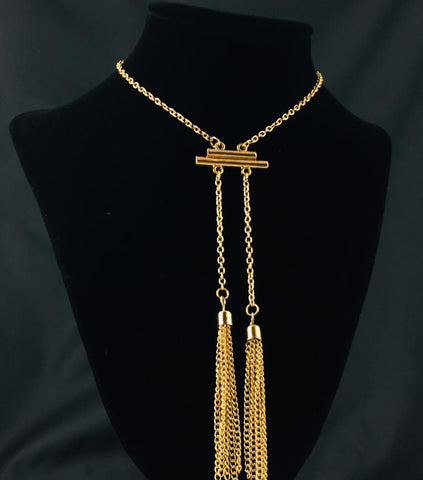 Chaintassel Necklace
