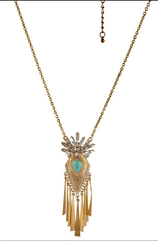 Goldencrown Necklace