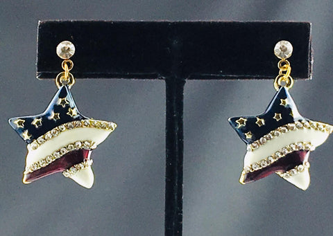Patriotpave Earring