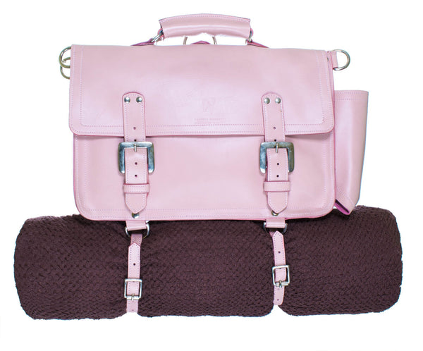 The Caledonian in Baby Pink