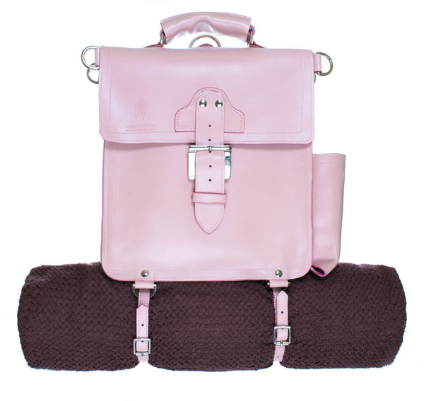 The Hawley in Baby Pink
