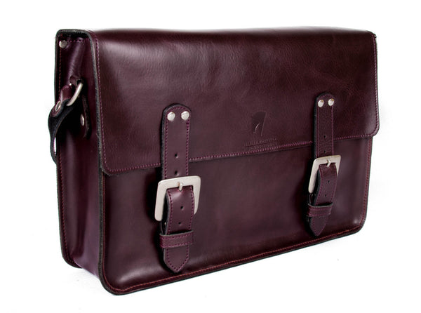 The Arlington in Aubergine