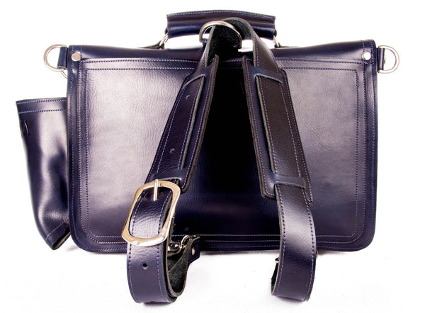 The Caledonian in Navy Blue