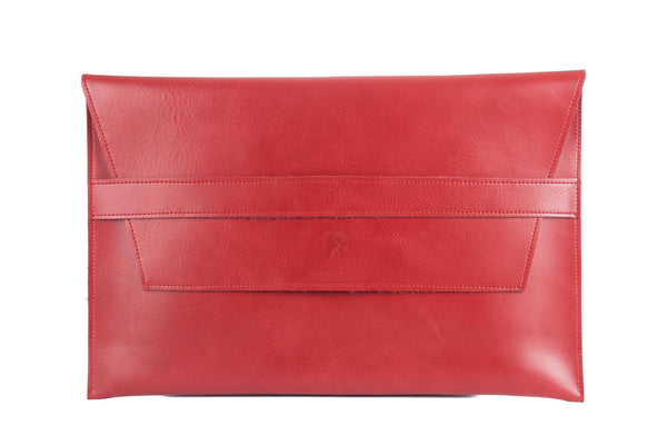 The Camden Lock - Apple Sleeve in Red