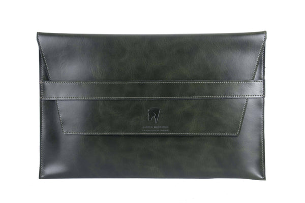 The Camden Lock - Apple iPad mini Sleeve in Dark Green