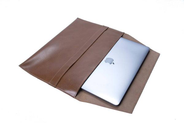 The Camden Lock - Apple iPad mini Sleeve in Tan