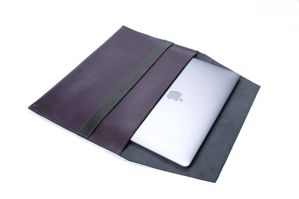 The Camden Lock - Apple iPad mini Sleeve in Aubergine