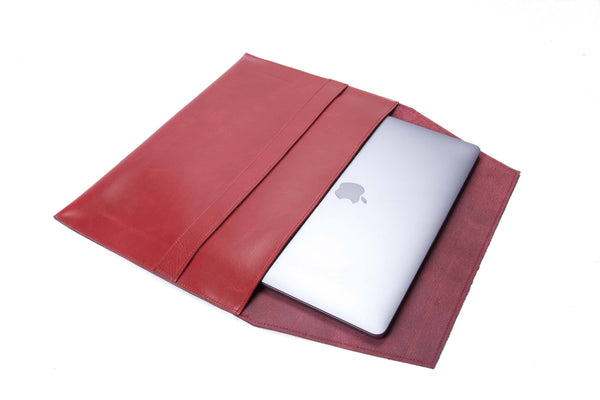 The Camden Lock - Apple iPad mini Sleeve in Red