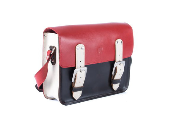 The Albert in Red/Black with White Accents