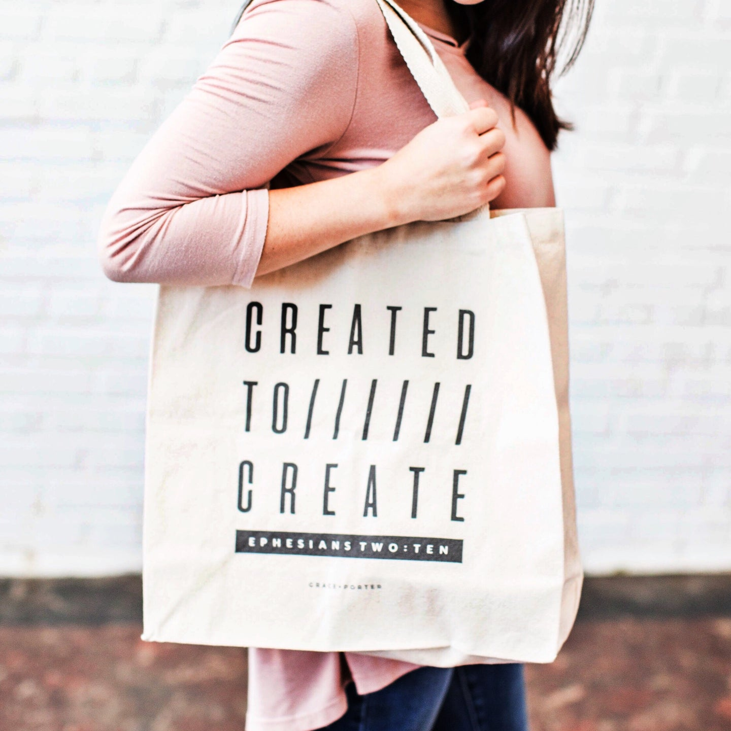 Created to Create - Grace + Porter