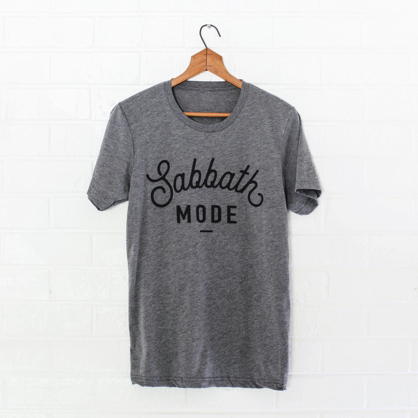 Sabbath Mode Unisex Tee - Grace + Porter
