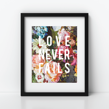 Love Never Fails - Grace + Porter