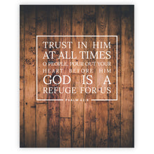 Trust In Him - Grace + Porter