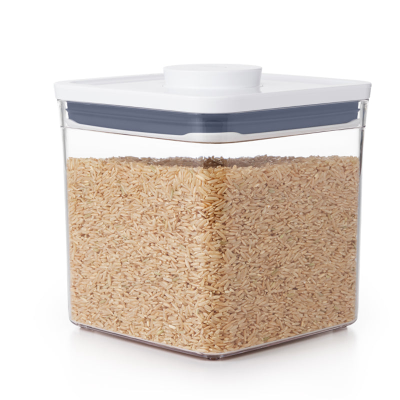 Grand contenant carré court  hermétique 2.6L POP 2.0 OXO / POP 2.0 Big Square Short Container 2.6L