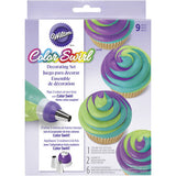 Adaptateur douille 3 couleurs / Color Swirl 3-Color Coupler Decorating Kit