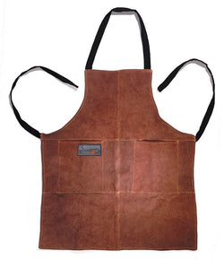 Tablier en cuir pour le BBQ Outset / Outset Leather Grill Apron