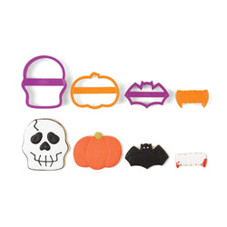 Kit emporte-pièces Halloween 4pcs / Cookie Cutters Halloween