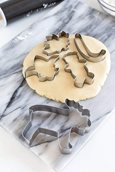 Kit Emportes pièces O Canada (5 morceaux) / O' Canada Cookie Cutter Set