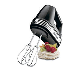 Batteur à main Power Advantage noir 7 vitesses / Power Advantage 7-speed hand mixer