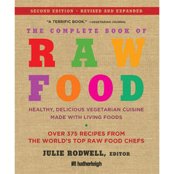 The Complete Book of Raw Food (en anglais uniquement)
