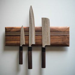 Support à couteaux Ergo / Wall-mounted knife holder
