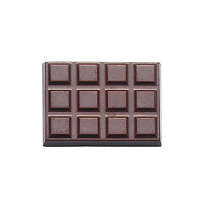 Moule pour chocolat en polycarbonate - Tablette miniature / Polycarbonate mould - Mini bar