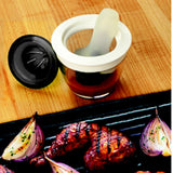 Ensemble de pinceau pour le BBQ / BBQ Basting Brush Set