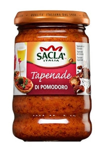 Tapenade de Tomates Séchées 190ml / Dried Tomato Tapenade 190ml