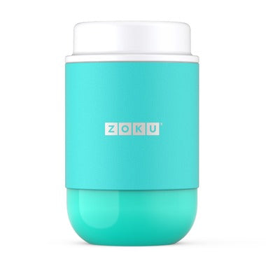 Pot isotherme Zoku / Zoku Stainless Steel Food Jar Teal