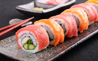 PARENTS AND KIDS JAPANESE CUISINE - INTRODUCTION TO THE ART OF SUSHIS