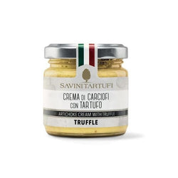 Crème d'artichauts à la Truffe 90ml / Artichoke Cream with Truffle 90ml