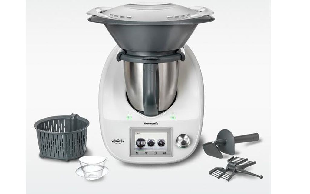 FREE CLASS ON HOW TO USE THE TM5 THERMOMIX