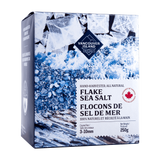 Flocons de sel de mer / Flake sea salt 250 gr - VANCOUVER ISLAND SEA SALT