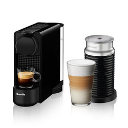 PROMO Essenza Plus Noir & Aeroccino 3 / Essenza Plus Black & Aeroccino 3